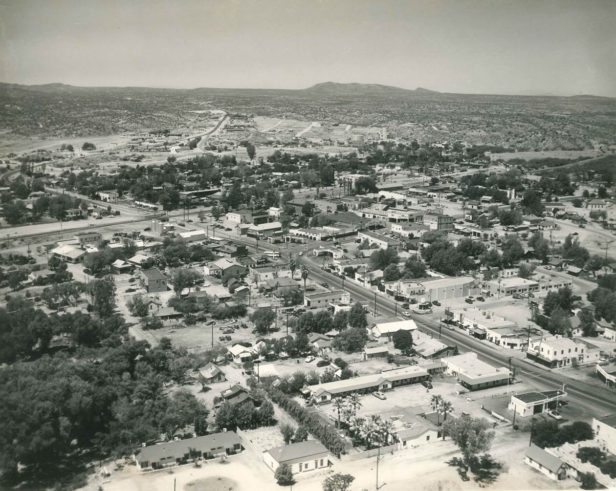 Wickenburg 1950