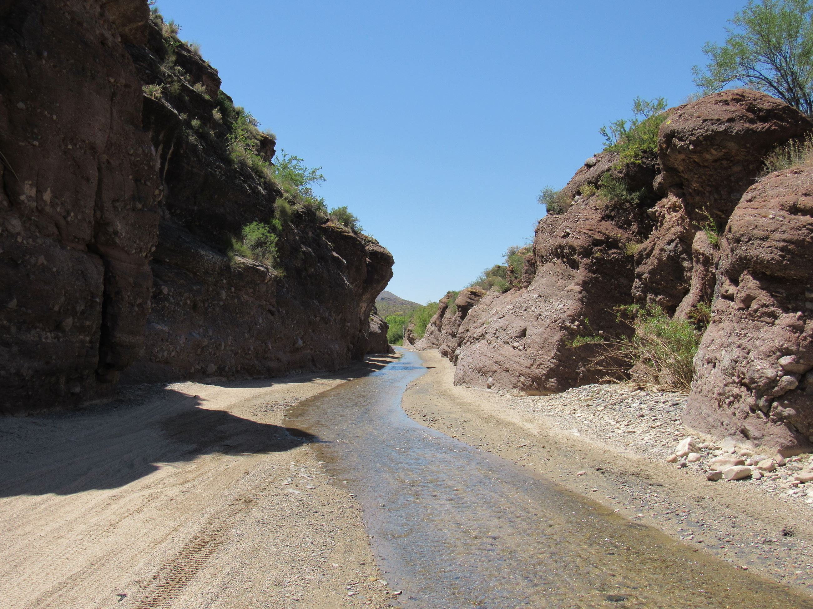 Box Canyon Hassayampa River