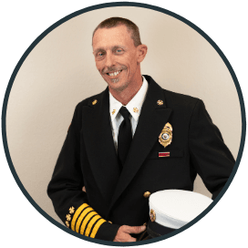 Ed Temerowski, Fire Chief