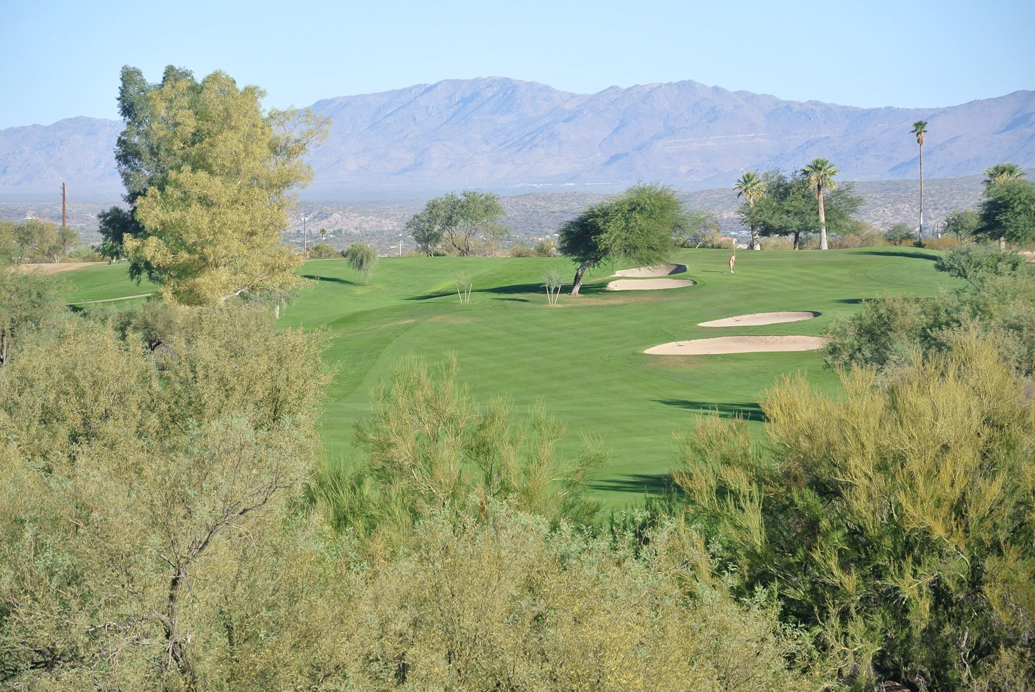 Los Caballeros Golf Course Opens in new window